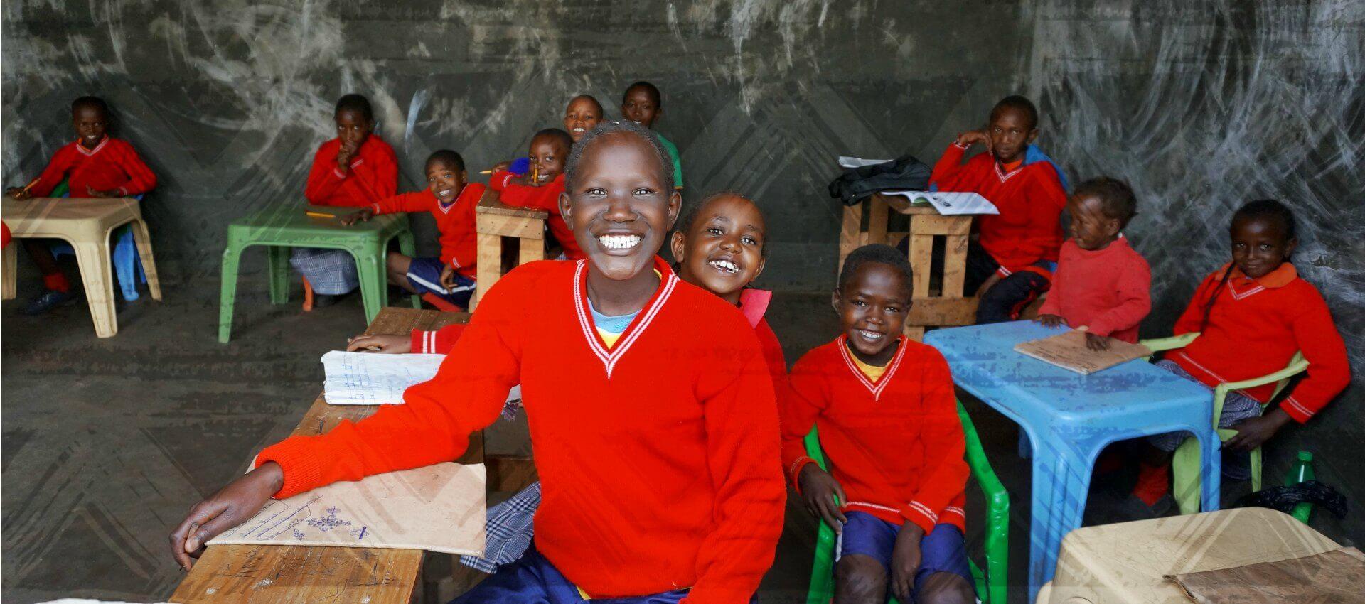 Wspieraj dostęp <br/>do edukacji