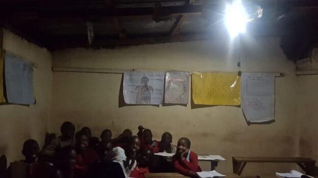 Elektryczność w klasach