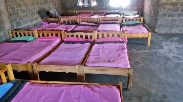 60 dzieci może spać już na nowych łóżkach